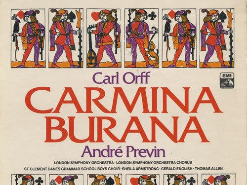 Wat is de Carmina Burana?